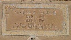 Carolyn M. Treshler