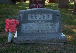 Junius A. Beger