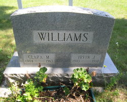 Irvin J Williams