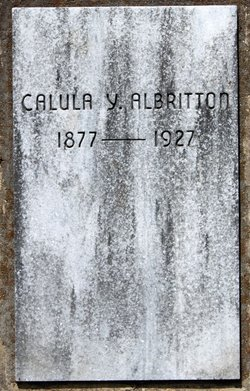 Calula <i>Yawn</i> Albritton