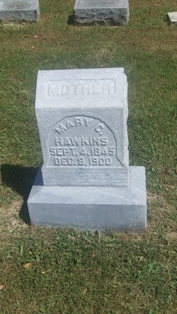 Mary C <i>Messersmith</i> Hawkins