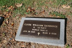 Clyde William Sandidge