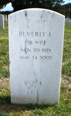 Beverly L Culp
