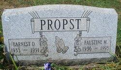 Earnest Donald Propst