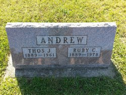 Ruby C <i>Cross</i> Andrew