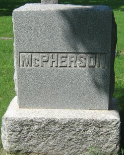 Aldolphus A McPherson