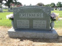 Addie <i>Blake</i> Creekmore