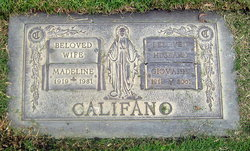 Madeline <i>DiMaggio</i> Califano