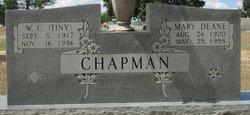W C Chapman