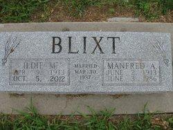 Manford Arthur Blixt