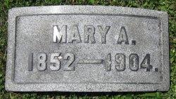 Mary Ann <i>Beal</i> Weidler