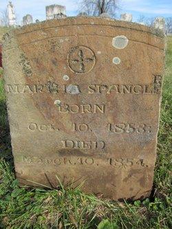 Martha Spangler