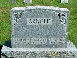 Nina Bell <i>Stryker</i> Arnold