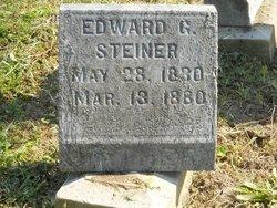 Edward G Steiner