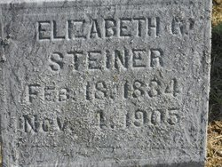 Elizabeth G Steiner