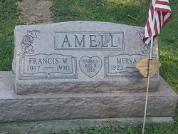 Frances W Amell