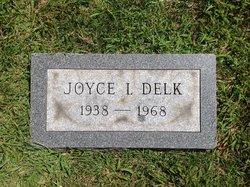 Joyce <i>Hackman</i> Delk