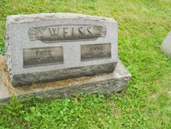 Anna <i>Townsend</i> Weiss