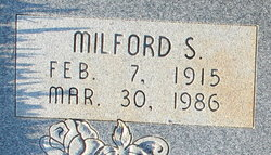 Milford Sylvester Cates