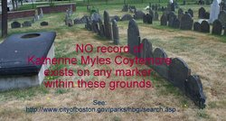 Katherine <i>Myles</i> Coytemore