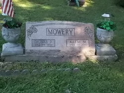 Thomas D Mowery