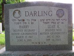 Harry Darling