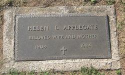 Helen Louise <i>Cornwell</i> Applegate