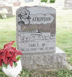Carl Eugene Genie Atkinson, Jr