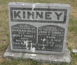 Hannah <i>Hall</i> Kinney