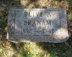 Olive Ann <i>Parker</i> Branham