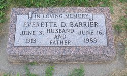 Everette D Barrier
