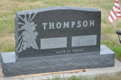 Larry Ray Thompson