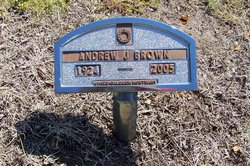 Andrew Jackson Andy Brown, Jr