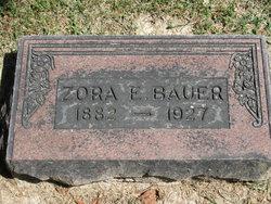 Zora Elizabeth <i>Cairns</i> Bauer