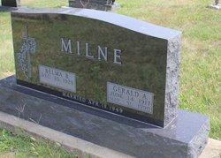 Gerald A Milne