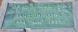 Sam T Papa Johnston