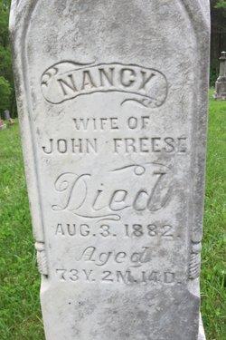 Nancy Jane <i>McFarland</i> Freese