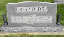 Opal Mae <i>Hicks</i> Reynolds