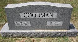 Charlie Amos Goodman