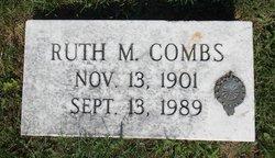 Ruth M. <i>McCollum</i> Combs