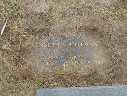 SMN Kenneth George Freeman