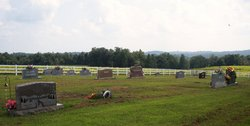 New Clover Creek Baptist Church Cemetery