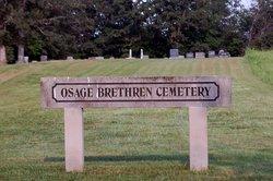 Osage Brethren Cemetery
