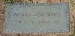 Patricia Jane Monts