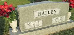 Melva Lorene <i>Swearengin</i> Hailey