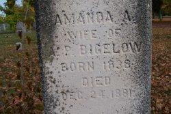 Amanda A <i>Monroe</i> Bigelow