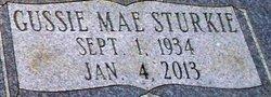 Gussie Mae <i>Sturkie</i> Arban