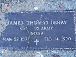 James Thomas Berry