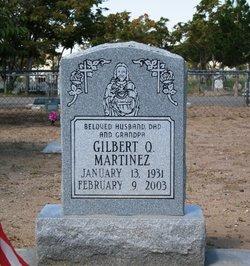 Gilbert Q Martinez