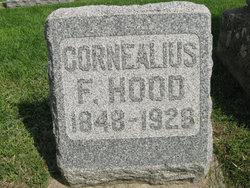 Cornelius F Hood